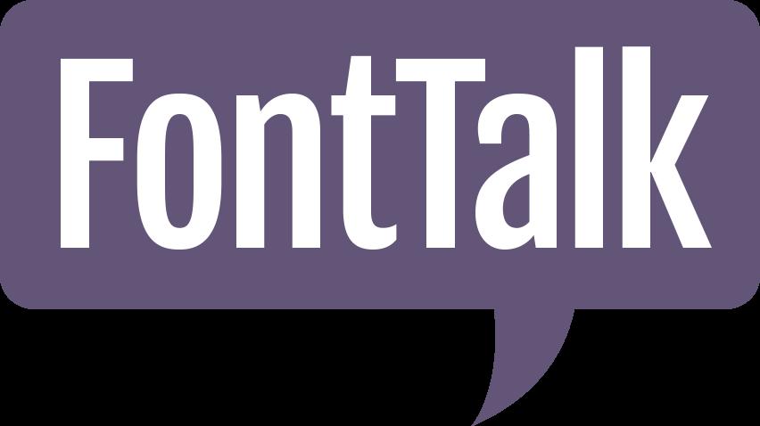 Font Talk